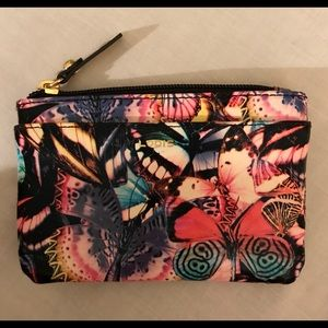 LODIS Bags - LODIS Leather Wristlet and Wallet, RFID Protection